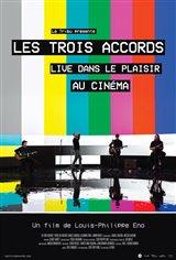 Les Trois Accords : Live dans le plaisir Affiche de film