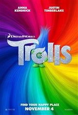 Les Trolls Movie Poster