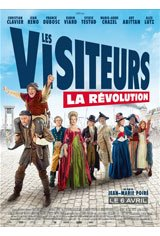 Les visiteurs : La révolution Affiche de film