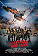 L'escadron Red Tails Movie Poster