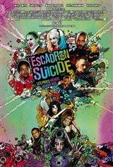 L'escadron suicide Affiche de film