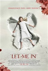 Let Me In Movie Poster Movie Poster