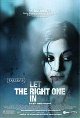 Let the Right One In Movie Poster