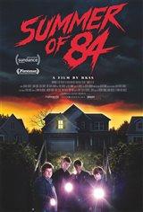 L'été de 84 Affiche de film