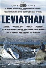 Leviathan (v.o. russe, s.-t.f.) Affiche de film
