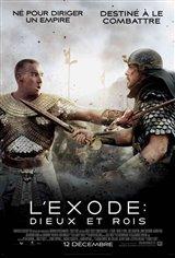 L'exode : Dieux et rois Affiche de film