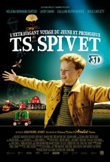L'extravagant voyage du jeune et prodigieux T.S. Spivet Affiche de film