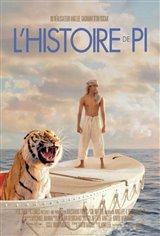 L'histoire de Pi Movie Poster