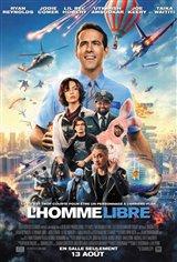 L'homme libre 3D Movie Poster