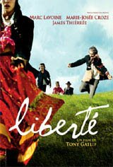 Liberté Movie Poster