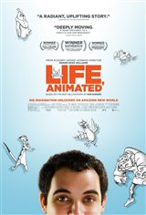 Life, Animated Affiche de film