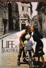 life is beautiful Movie Poster