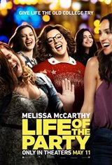 4. Life of the Party Movie Poster