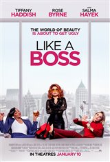 Like a Boss Movie Poster Movie Poster