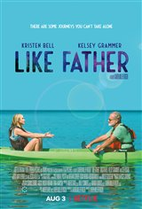 Like Father (Netflix) Affiche de film