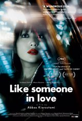 Like Someone in Love Movie Poster Movie Poster