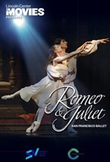Lincoln Center's Romeo & Juliet Large Poster