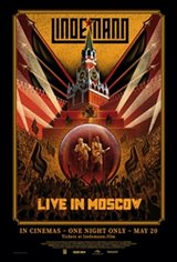 LINDEMANN - Live In Moscow Large Poster
