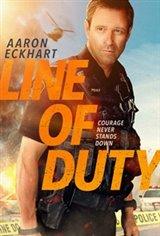Line of Duty Affiche de film