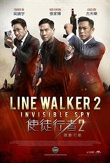 Line Walker 2: Invisible Spy Movie Poster