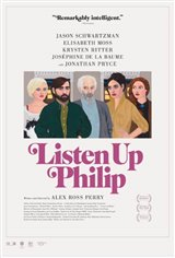 Listen Up Philip Large Poster