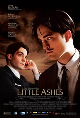 Little Ashes Movie Poster Movie Poster