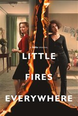 Little Fires Everywhere (Amazon Prime Video/Hulu) Movie Poster