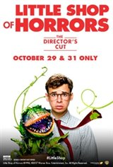 Little Shop of Horrors The Director's Cut Movie Poster