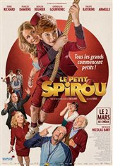 Little Spirou Movie Poster