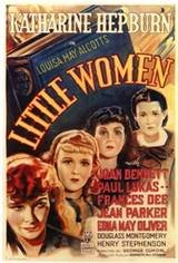 Little Women (1933) Movie Poster