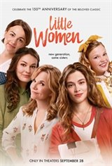 Little Women (2018) Movie Poster Movie Poster