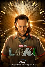 Loki (Disney+) Movie Poster