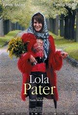 Lola Pater Affiche de film