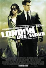London Boulevard Large Poster