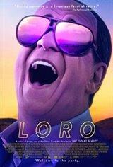 Loro Movie Poster