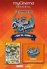 Los Angeles Azules Affiche de film