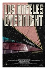 Los Angeles Overnight Large Poster