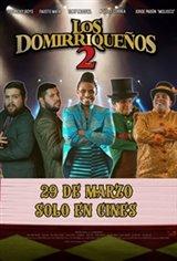 Los Domirriquenos 2 Movie Poster