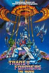 Los Transformers Affiche de film