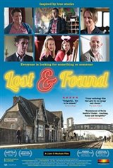 Lost & Found Affiche de film