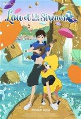 Lou et l'île aux sirènes Affiche de film