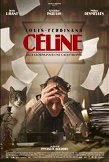 Louis-Ferdinand Celine Movie Poster