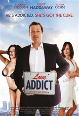 Love Addict Large Poster