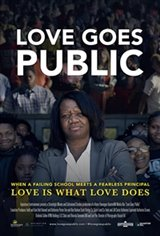 Love Goes Public Large Poster