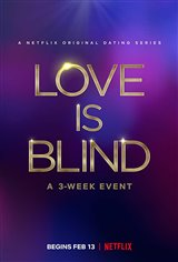 Love is Blind (Netflix) Movie Poster