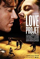 Love projet (v.o.f.) Affiche de film