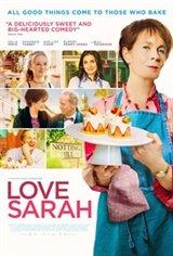 Love Sarah Large Poster