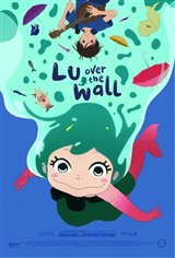 Lu Over the Wall (Dubbed) Movie Poster