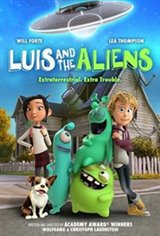 Luis & the Aliens Large Poster