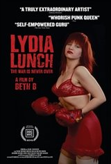 Lydia Lunch - The War Is Never Over Movie Poster